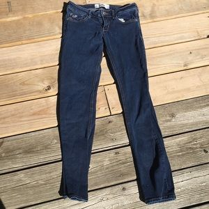Blue Hollister Jeans